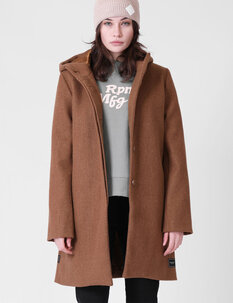MILFORD OVERCOAT-womens-Backdoor Surf