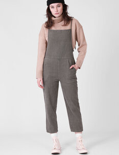 DRILL DUNGAREE-womens-Backdoor Surf