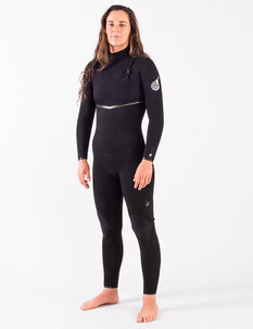 LADIES 4X3 E BOMB LTD E7 ZF STEAMER-wetsuits-Backdoor Surf