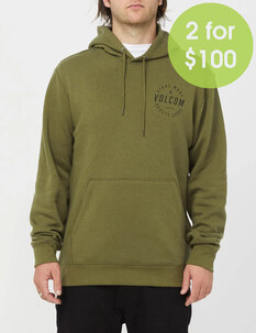 2FOR 100 ROUND TWO PO FLEECE-mens-Backdoor Surf