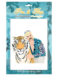 TIGER KING AIR FRESHENER-mens-Backdoor Surf