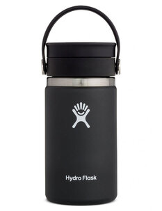 HYDRO FLASK WIDE MOUTH W FLEX SLIP LID - 12oz-mens-Backdoor Surf