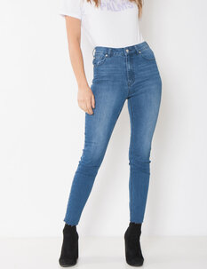SUPER HIGH WAISTED SKINNY JEAN-womens-Backdoor Surf