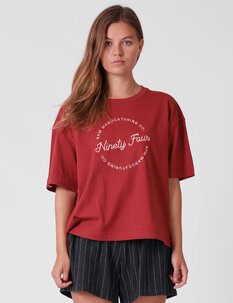 BAGGY TEE-womens-Backdoor Surf