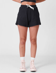 WAFFLE SHORT-womens-Backdoor Surf