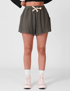 OLIVE SHORT-womens-Backdoor Surf