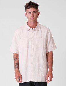 LINEN SHIRT-mens-Backdoor Surf
