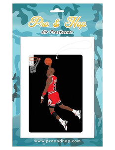 JORDAN DUNKING AIR FRESHENER-mens-Backdoor Surf