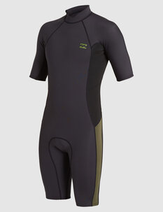 2MM ABSOLUTE FL BZ SPRINGSUIT-wetsuits-Backdoor Surf