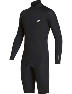 2MM ABSOLUTE FL BZ LS SPRINSUIT-wetsuits-Backdoor Surf