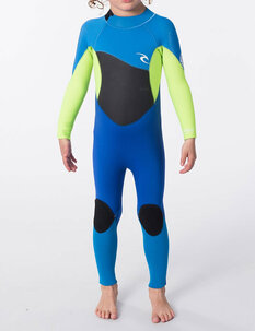 TODDLERS 3X2 OMEGA STEAMER-wetsuits-Backdoor Surf