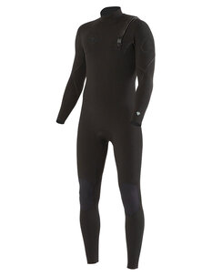 3X2 HIGH SEAS ZF LS STEAMER-wetsuits-Backdoor Surf