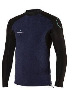 1MM HIGH SEAS LS JACKET-wetsuits-Backdoor Surf