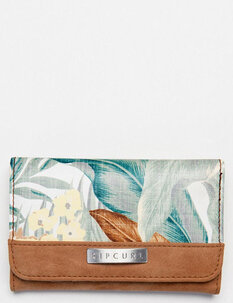 TROPIC SOL MID WALLET-womens-Backdoor Surf
