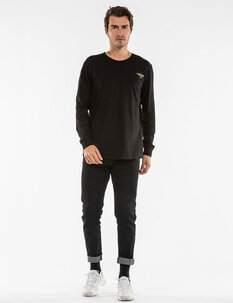 FORTUNE LS TEE-mens-Backdoor Surf