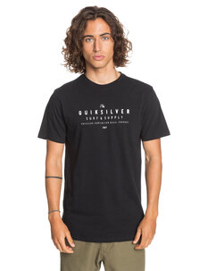 HALF PAST TEE-mens-Backdoor Surf