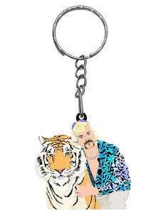 TIGER KING KEY RING-mens-Backdoor Surf