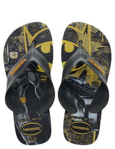 KIDS MAX HEROES - BLACK-footwear-Backdoor Surf