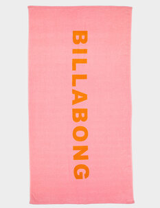 HYPNOTIC TOWEL-womens-Backdoor Surf