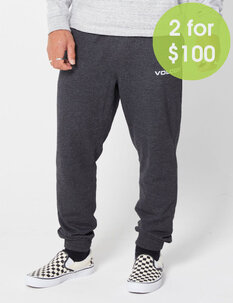 2FOR 100 ROUND ONE FLEECE PANT-mens-Backdoor Surf