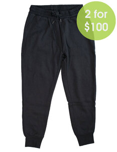2FOR 100 WANTED TRACKPANT-womens-Backdoor Surf
