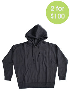 2FOR 100 WANTED HOODY-womens-Backdoor Surf
