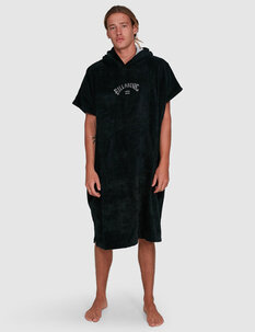 WETSUIT HOODED TOWEL-mens-Backdoor Surf