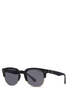 DYLAN - MATT BLACK POLARIZED-mens-Backdoor Surf