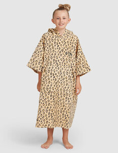 TEEN HOODED PONCHO TOWEL-kids-Backdoor Surf