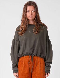 RUFFLE CREW-womens-Backdoor Surf