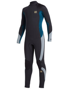 BOYS 4X3 ABSOLUTE BZ GBS STEAMER-wetsuits-Backdoor Surf
