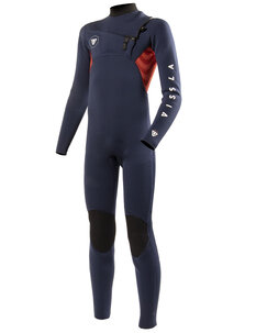 BOYS 3X2 7SEAS SHREDDER CZ STEAMER-wetsuits-Backdoor Surf