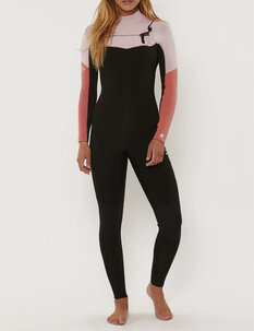 3X2 WOMENS 7 SEAS CZ STEAMER-wetsuits-Backdoor Surf