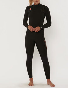 4X3 WOMENS 7 SEAS CZ STEAMER-wetsuits-Backdoor Surf